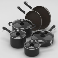 max kitchen set pots
