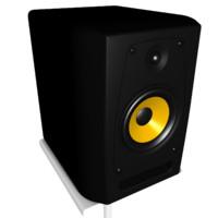 3d speaker studio