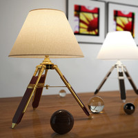 lauren architect table lamp 3ds
