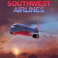 3d boeing 737 southwest airlines