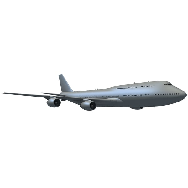 aircraft aerial scene air 3d model - Aircraft Aerial Scene... by Gandoza