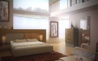 maya bed room