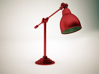 free max model table-lamp