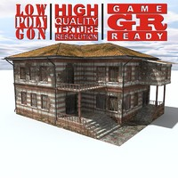 weathered house games 3d 3ds