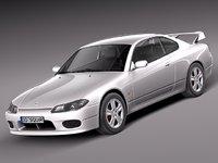 Nissan 240sx Silvia S15 1999-2002