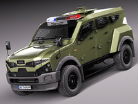 oshkosh sand cat 3d 3ds