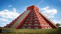 maya temple kukulkan