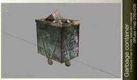 dumpster garbage max