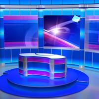 tv studio max