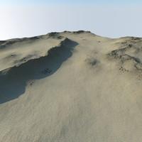maya stone desert