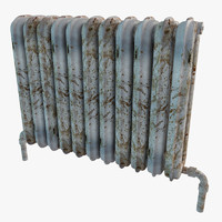 Old Radiator Heating