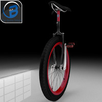 Sports Unicycle Carbon fiber