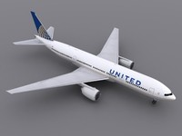 3ds max aircraft united