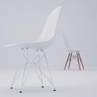 s dsw dsr chairs 3d x