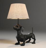 lamp dog max