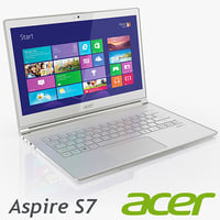 3ds max aser aspire s7