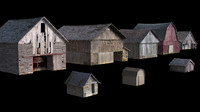 max background shacks