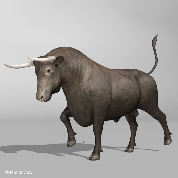 3d animation - Bull... by MotionCow