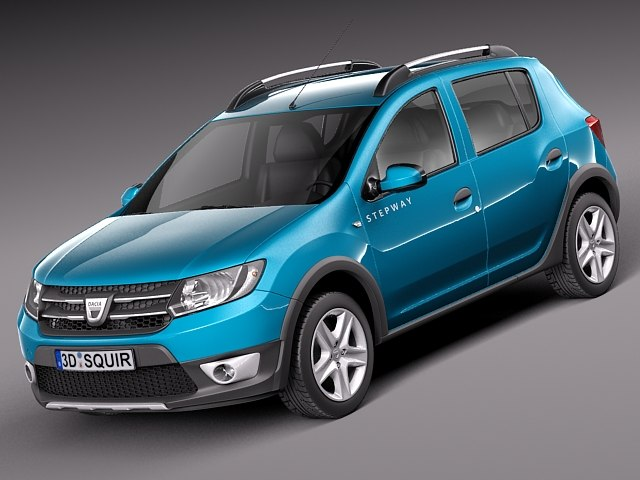 dacia sandero stepway 2013 - photo #25