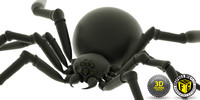 NURBS Black Widow