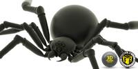 NURBS Black Widow