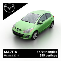 Mazda Mazda2 / Demio 2011