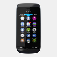 max nokia asha 309 mobile phone