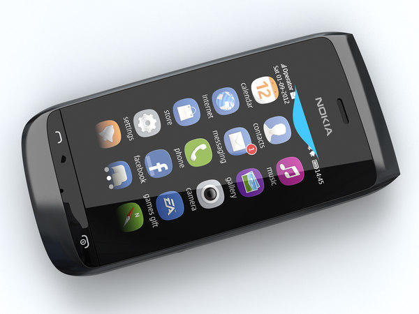 maya nokia asha 309 mobile phone - Nokia Asha 309... by cgmobile
