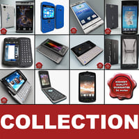 Sony Ericsson Phones Collection v2