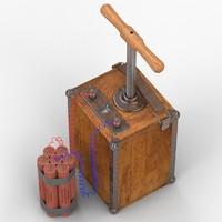 TNT & Detonator