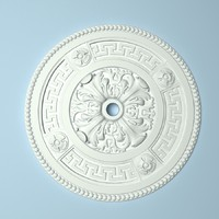 3d peterhof rosette 99 model