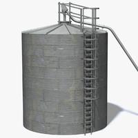 max realistic silo