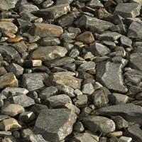 stones 09 3d model