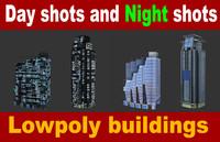 lowpoly buildings(1)