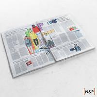 newspaper corriere della max
