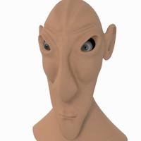 max head characters
