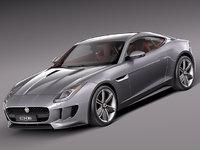 Jaguar f-type coupe C-X16
