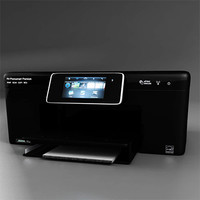multifunction printer 3d model