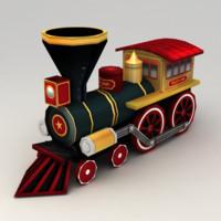 3d train polys