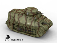 3d model trubia