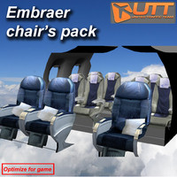 max chairs embraer