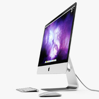 maya apple new imac
