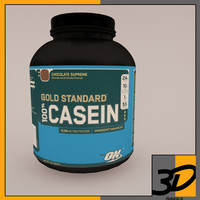 3d casein optimum nutrition
