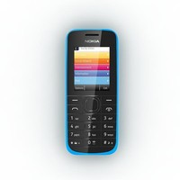 3d nokia 113 mobile phone