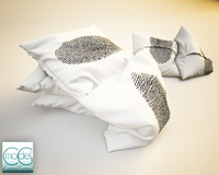 3ds pillow realistic