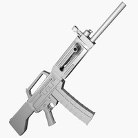 3d usas 12 shotgun model
