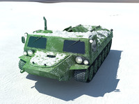 max tracked vehicle