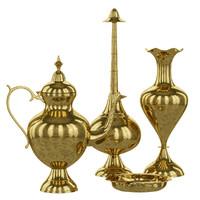 Arabic pots