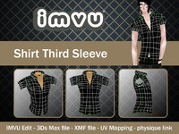 shirt imvu file 3d 3ds