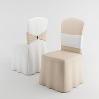 maya covered wedding chair